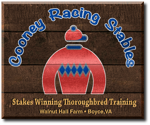 Cooney Racing Stables, LLC - Walnut Hall Training Center, Boyce VA